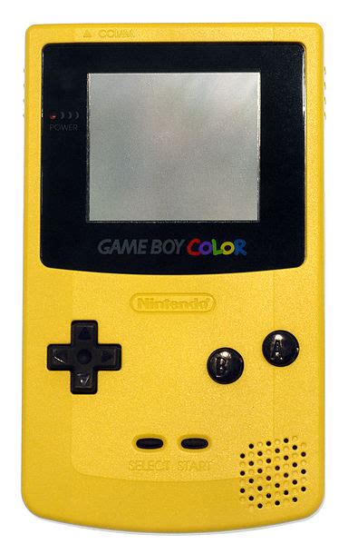 when did gameboy color come out nintendo boy evolution get paid