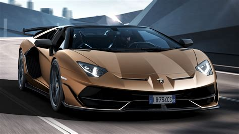 lamborghini aventador svj roadster wallpaper 2019 lamborghini aventador svj roadster wallpapers and hd images car pixel
