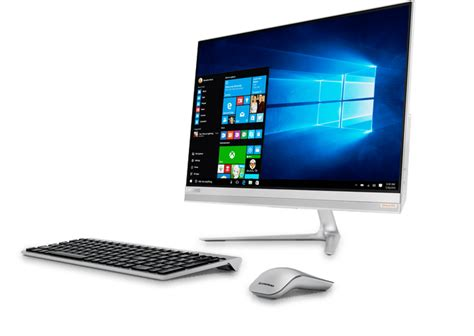 Lenovo All In One ideacentre aio 510s 23 slim compact all in one