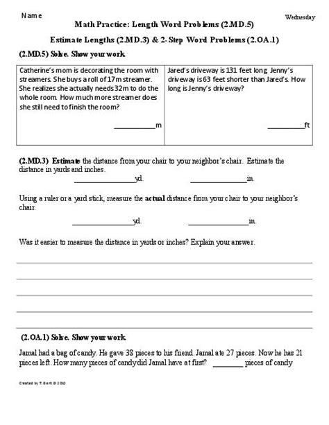 Step 2 Aa Worksheet