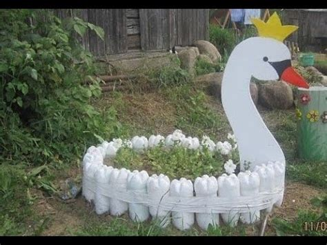 how to recycle creative recycling ideas for backyard creative garden craft decoration from recycled waste