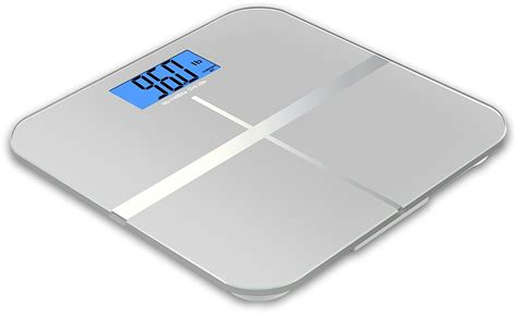 bathroom scales accuracy comparison balancefrom high accuracy premium digital bathroom scales