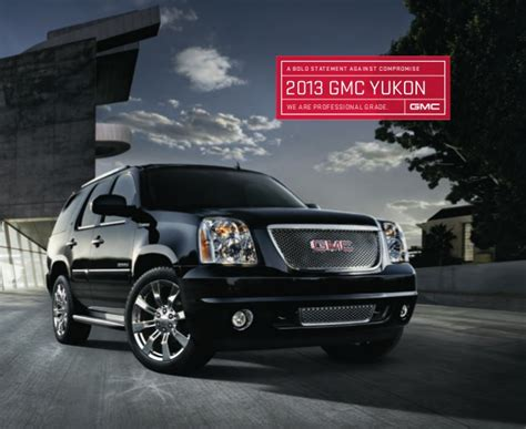 gmc we are professional grade 2013 gmc yukon in new hshire
