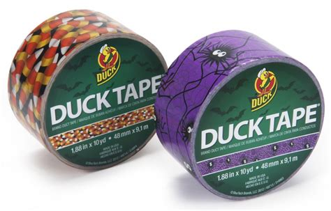 halloween duct tape craft ideas