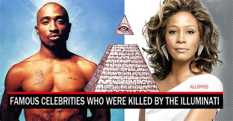 whos in the illuminati who were killed by the illuminati