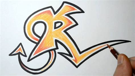 the letter r graffiti graffiti collection