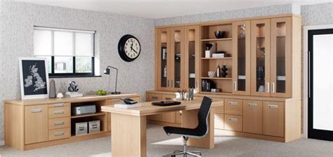 home office furniture bespoke office space designed for