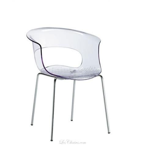 chaise de bureau transparente chaise design noir miss b et chaises noir design scab