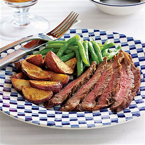 slow cooker steak and potatoes 5 dollar dinnerscom grilled steak with roasted potatoes recipe myrecipes