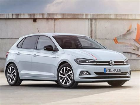white volkswagen polo 2018 vw polo is perfect for young people autocarweek com