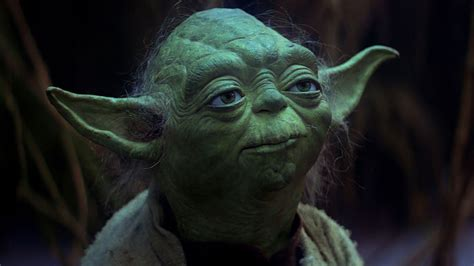 Starwars Yoda wars yoda nearly almost in key the awakens the independent