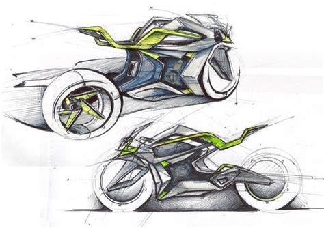 Ktm Rc9 Sketchbook By Jean Mayer Via Behance Motobike
