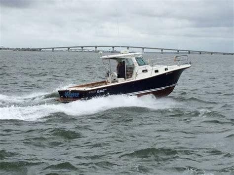 True World true world marine 300hp yanmar diesel fishing boat walk