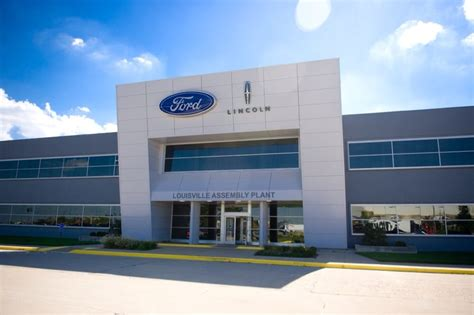 ford dealers louisville ford motor company louisville assembly plant get quote
