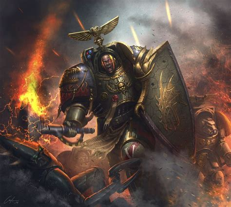 the devastation of baal space marine conquests books salamanders firedrake terminators by artofjustaman