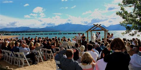 museum lake tahoe wedding with lake tahoe wedding photographer 30 weddings at lakeside beach weddings get prices for
