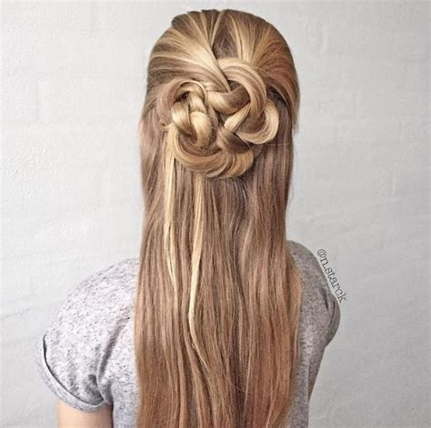 updo hairstyles knotted braid creative knotted hairstyles for 2016 2017 haircuts