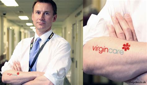 tattoo aftercare nhs jeremy hunt won t back down on nhs privatisation as he s