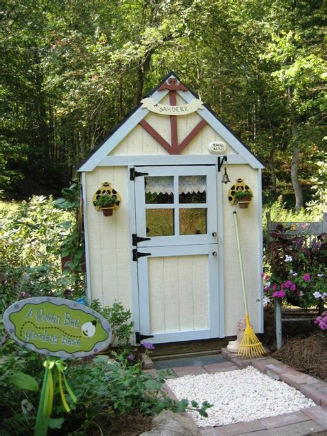 Whimsical Garden Sheds by Pin By Blackpoolbird On I Want To Live Here