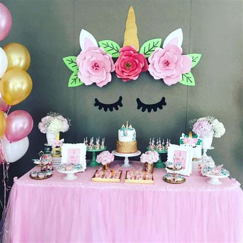 magical unicorn inspired home decor ideas unicorn birthday party ideas unicorn birthday parties