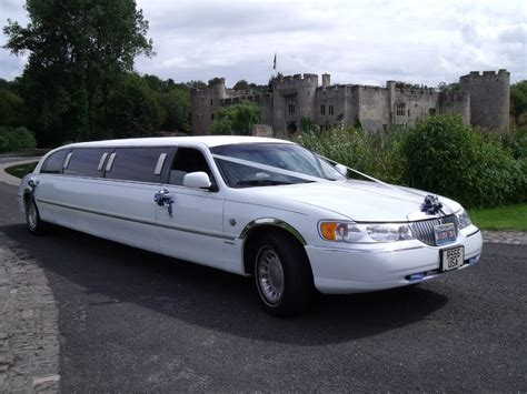 Wedding Limousine by I Would Not