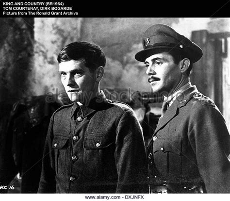 King And Country Chaplin tom courtenay stock photos tom courtenay stock images