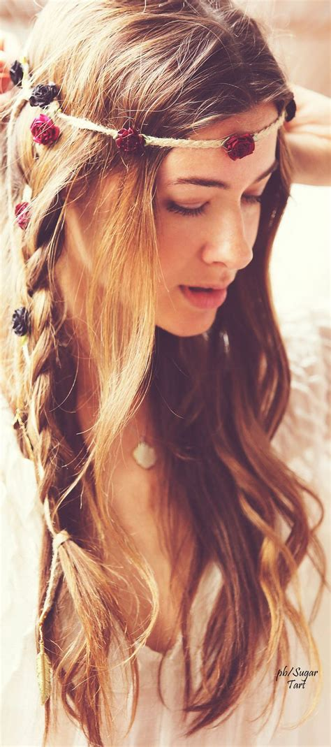 70 hair with head bands 20 lovely bohemian braids go hippie chic part 2