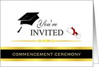 graduation invitations from greeting card universe