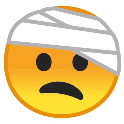 imagenes en png de emojis rosto com atadura na cabe 231 a emoji