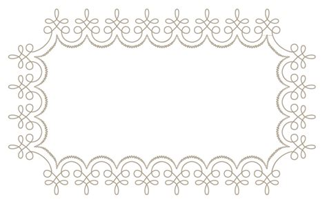 place card template border blank 19 printable place cards baby