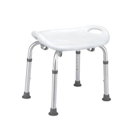 sgabello ortopedico sgabello anatomico per doccia plus regolabile in altezza