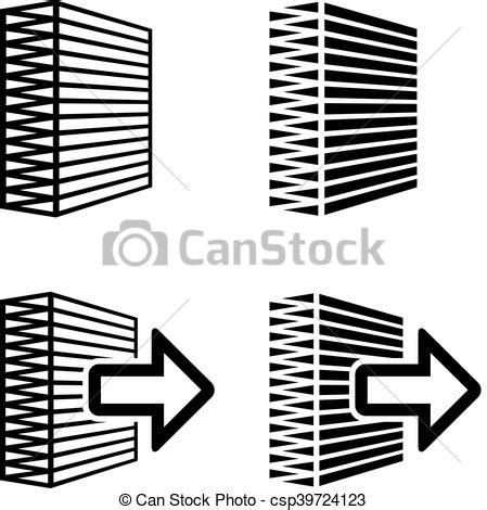 air filter clip art air free engine image for user air filter black symbol illustration for the web vector