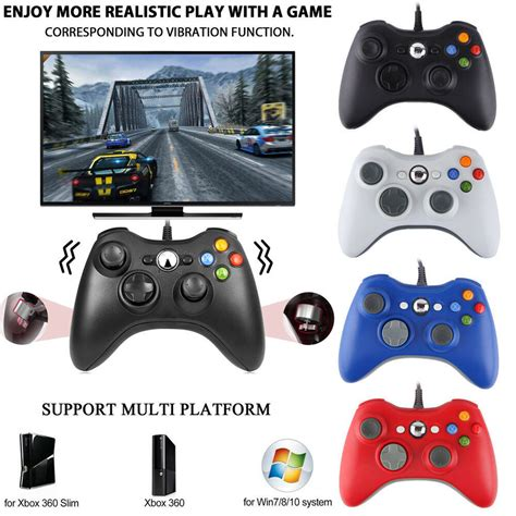 console controller for pc usb wired wireless gamepad console controller for