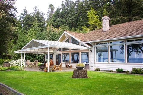 patio covers sunrooms  awnings