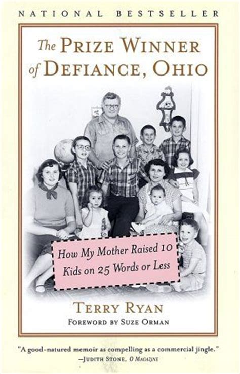 Book Review The Prize Winner Of Defiance Ohio By Terry by The World S Catalog Of Ideas