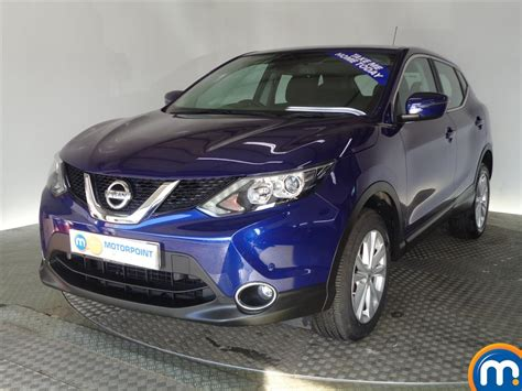 nissan qashqai used uk used nissan qashqai for sale second nearly new