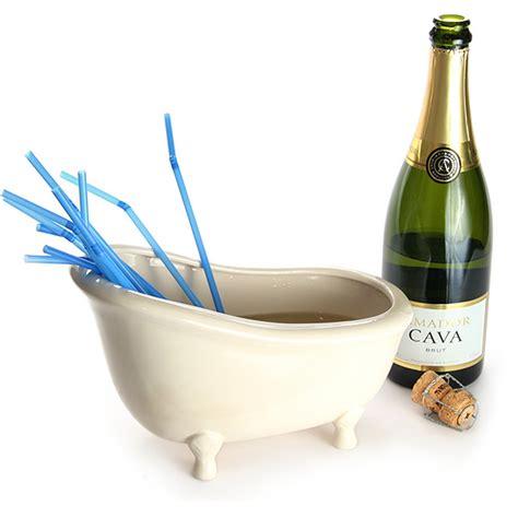 mini ceramic bath tub drinkstuff