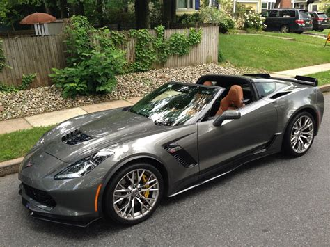 chevrolet corvette might be on the edge of a radical