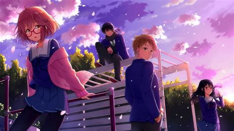 beyond the boundary beyond the boundary tv fanart fanart tv