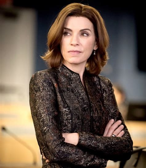 goodwife hair styles good wife series finale slaps fans in the face