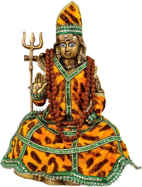Shiva Dress lord shiva in yogi dress