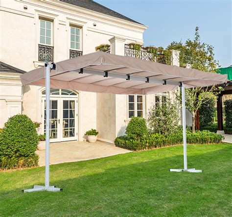 Free Standing Canopy Patio by Outdoor Free Standing Awning Patio Canopy Gazebo Shelter