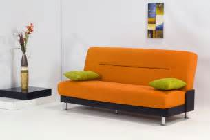 Contemporary Sleeper Sofa Orange Sleeper Sofa Bed Fj 13 425 00 Modern Furniture Contemporary Furniture
