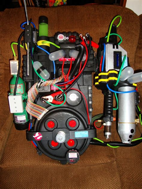 Proton Pack Sound by Ghostbusters Proton Pack Prop Replica Style W