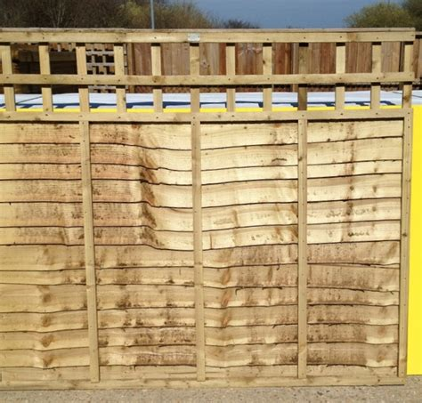 2ft Trellis Rhf Fencing Supplies Isle Of Wight