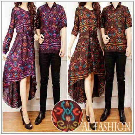 Kemeja Pria Venus baju batik papua cp911 motif songket pesta