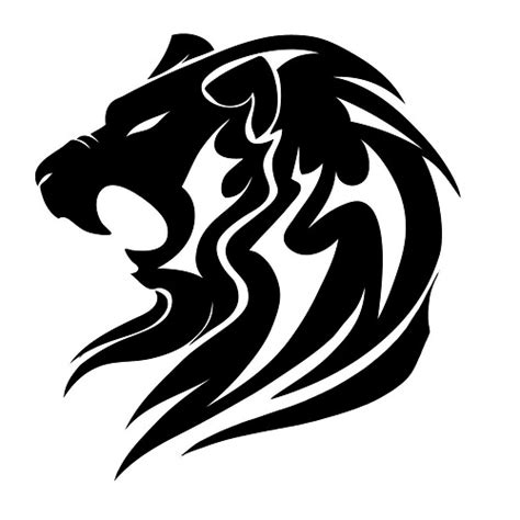 black lion tattoo designs 100 designs you must see