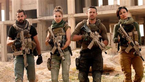 Strike Back Season 5 look at strike back season 5 cast