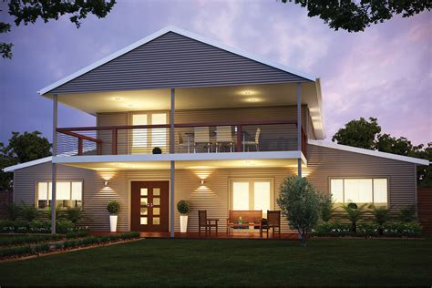 build   stylish steel kit homes completehome