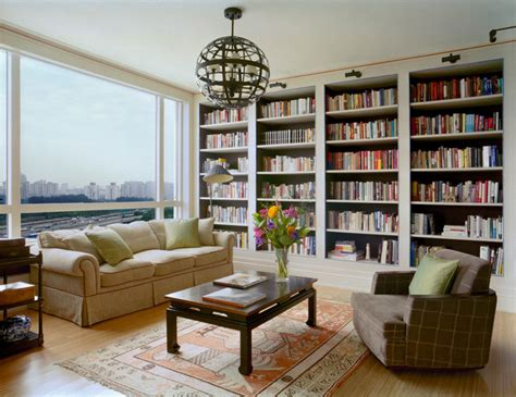 library 2 traditional living room new york by beijing penthouse traditional living room new york